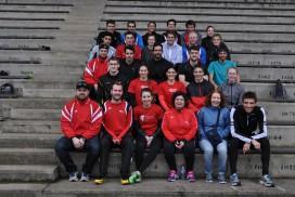 Camp d'entraînement 2016 à Vittel