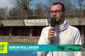 20 KM de Lausanne : Reportage sur les médailles
