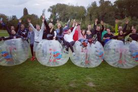 Sorties des Spartiates 2016, des bulles et des boules