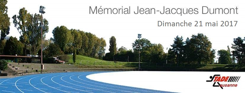 Meeting Mémorial Jean-Jacques Dumont