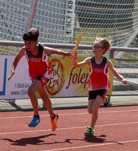 Championnats vaudois de relais 2017 – Fribourg