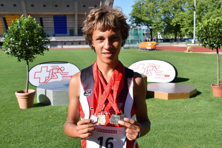 Moisson fructueuse et perfs' solides aux Championnats Régionaux Ouest à Berne