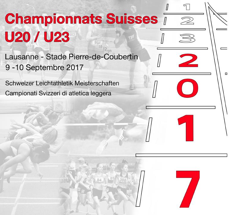 Championnats Suisses U20 & U23