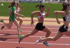 Debora Dell'Aquila - 100 mètres 12'89 (PB)