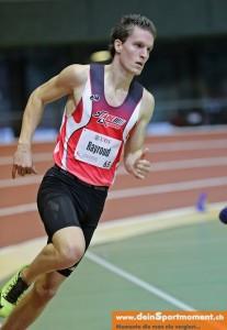 Sylvain Rayroud - 400m 52.52 (PB)