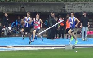 600m - Nicolas Salvadé - 1:24.24 PB