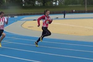 300m - Steve Meystre - 41.25 PB