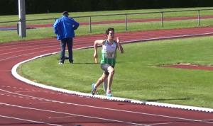 Nicolas Salvadé Relais Olympique - 400 m