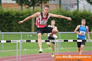 Sylvain Rayroud - 400m haies New PB en 57.12