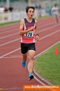 Justin Nikles - 3'000m New PB en 11:32.77