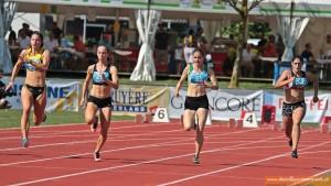 Debora Dell'Aquila 100m (12'86)