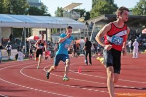 Jonathan Vilaine - 3ème 400m (48'00)
