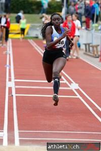 Nafissatou Kane Triple - 10 m 04